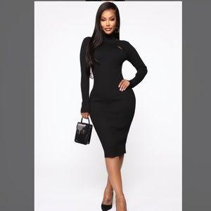 NWT Fashion Nova Dangerous Woman Dress Size XS